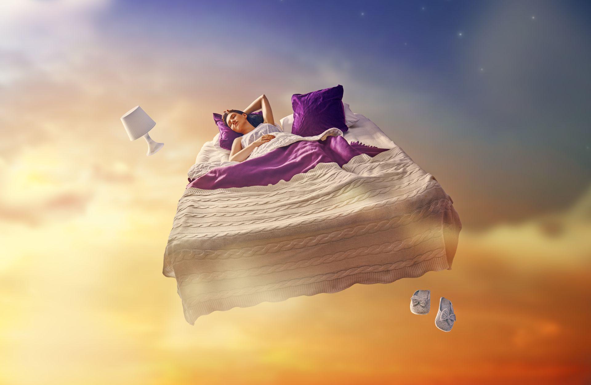 Odkryj potęgę i znaczenie snu